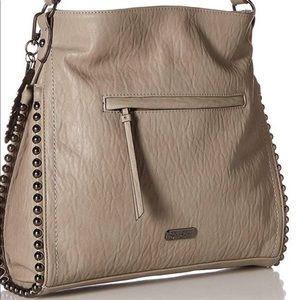 Jessica Simpson leather hobo Bag NWT 🔥